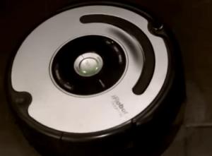 limpia con tu robot aspirador roomba