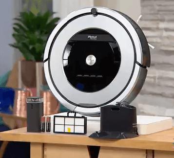 aspirador 860 de Roomba