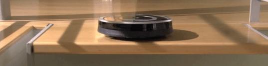 Oferta aspirador Serie 700 de Roomba