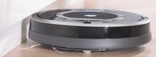 Modelo de aspirador 785 de Roomba