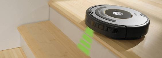 Aspirador Roomba 616 información