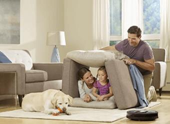aspirador mascotas Roomba