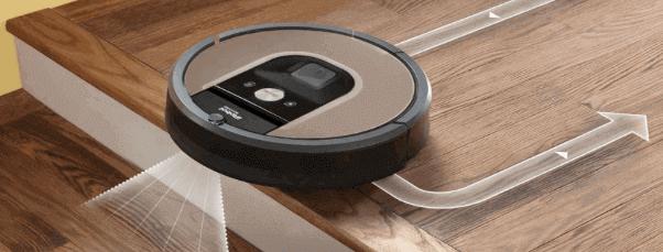 Aspirador iRobot 965