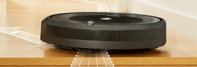 Aspirador inteligente 681 de Roomba