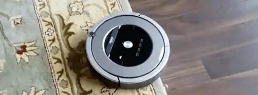 modelo 860 de Roomba