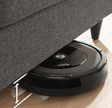 iRobot aspirador 896