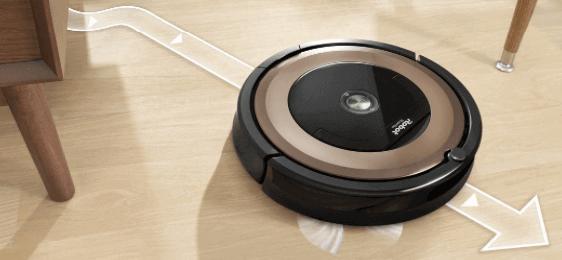 Oferta aspirador 895 de Roomba