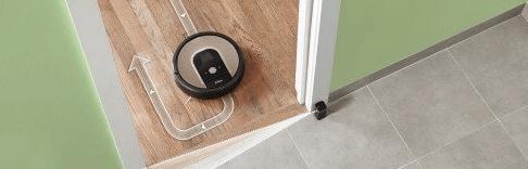 aspirador modelo 966 de Roomba