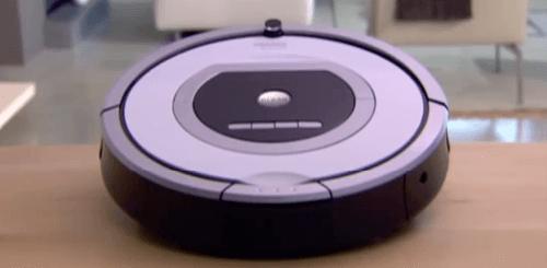 Información aspirador iRobot 700