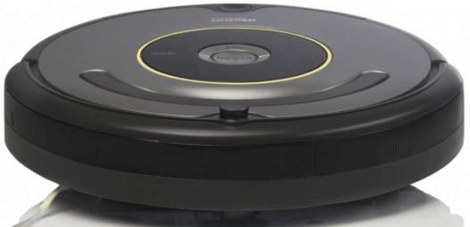 Aspirador modelo 651 de Roomba