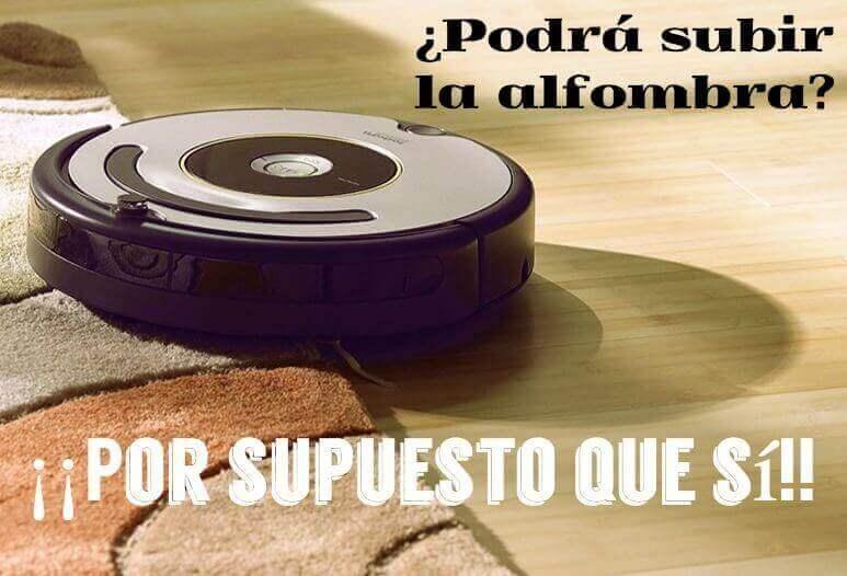 Roomba 612 valoraciones