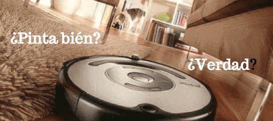 El mejor aspirador Roomba robot