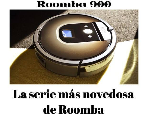 Roomba limpieza robot aspirador