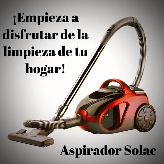 Aspirador Solac