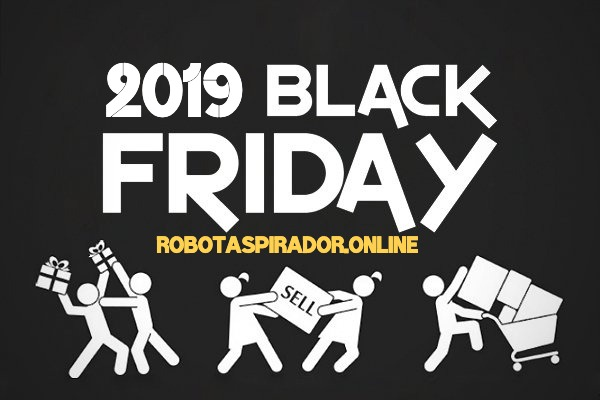 Ofertas robot aspirador Black Friday