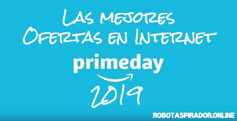Prime Day robot aspirador 2019