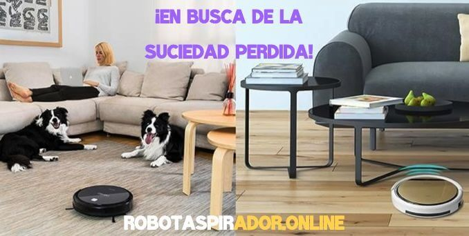 Robots aspiradores Black Friday 2019